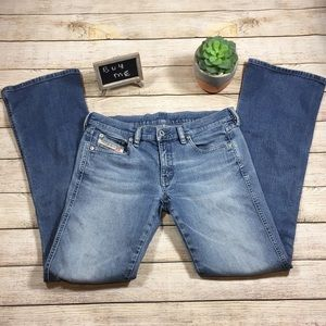 Diesel Boot Cut ITALY Denim Jeans Size 28